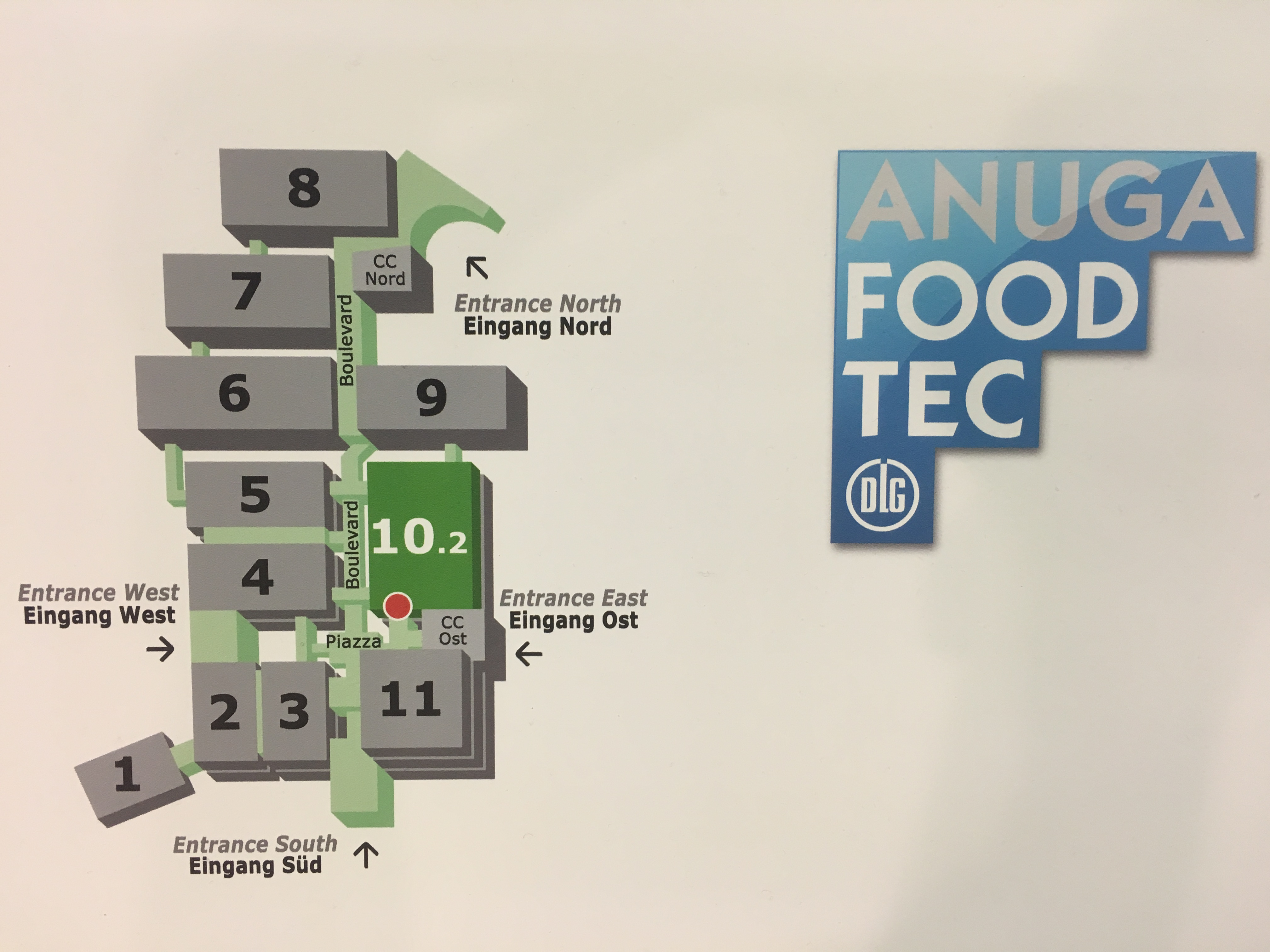 Voltea Anuga FoodTEC 2018 Köln