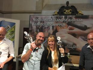 NNBK/ North Netherlands Barista Championship 2017