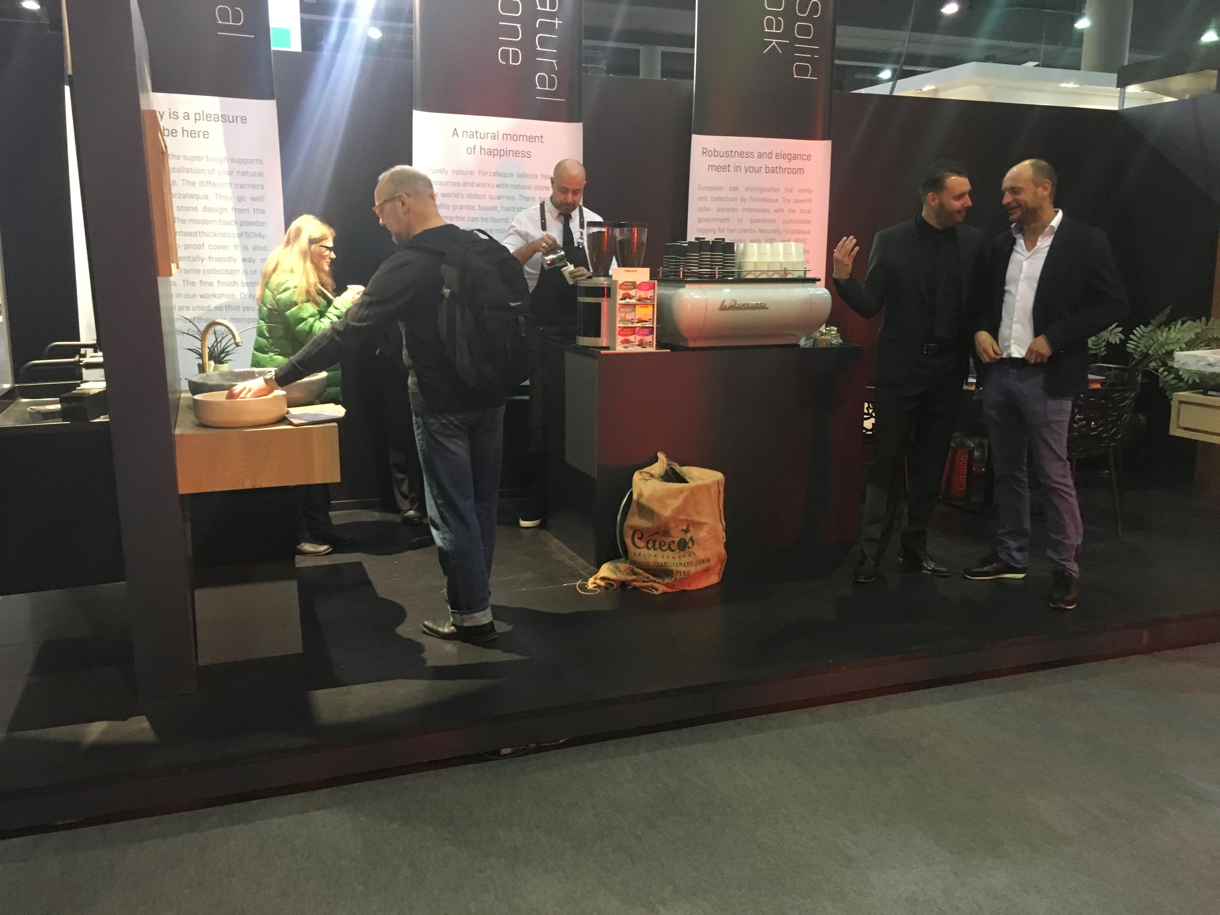 Forzalaqua ISH 2017 Frankfurt