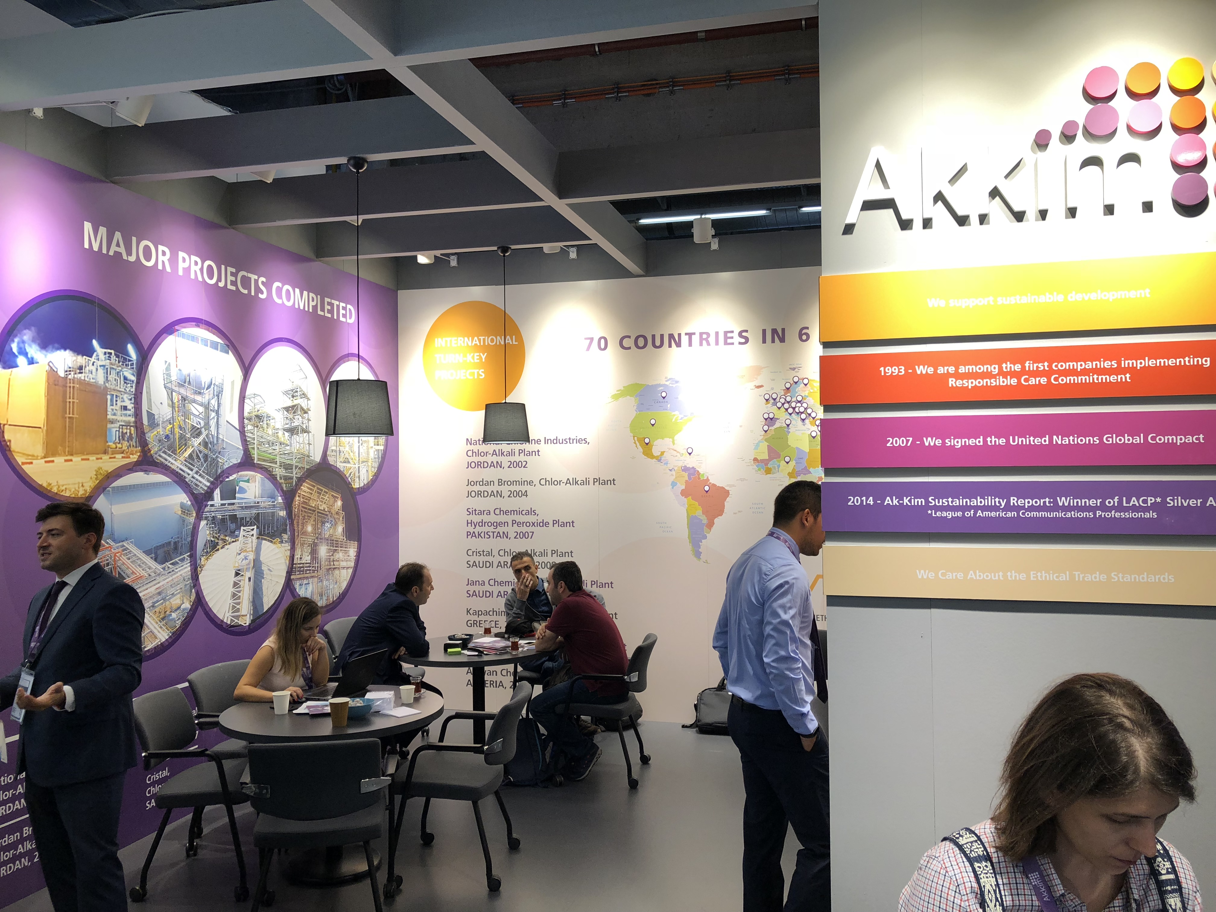 AKKIM Achema Frankfurt 2018