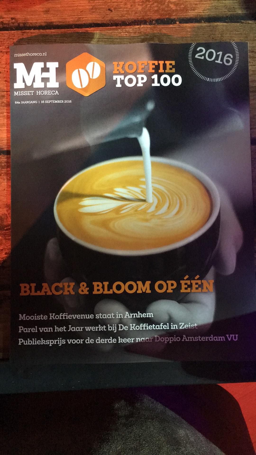 Misset Horeca Koffie TOP100