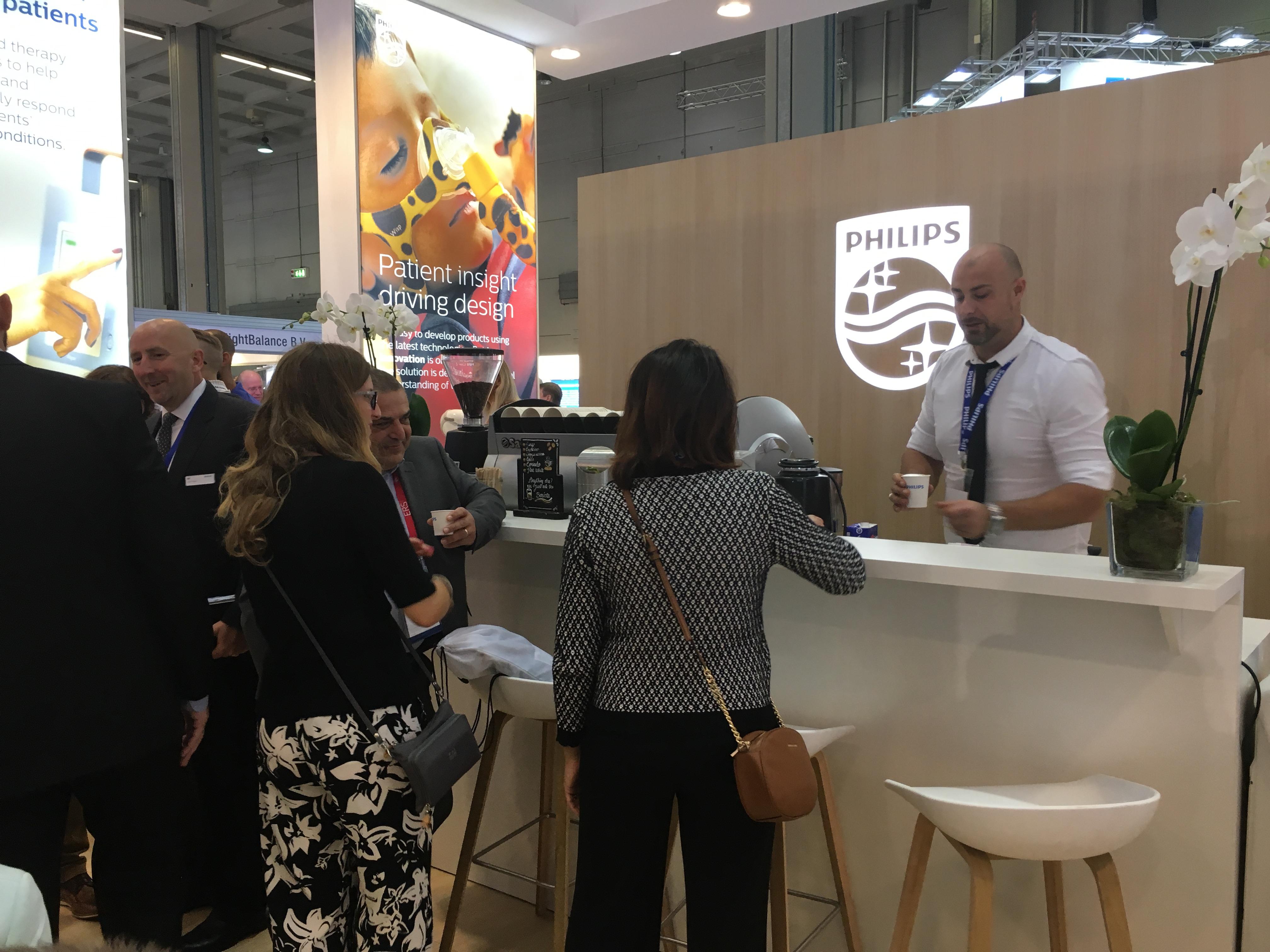 Philips ECR 2017 MiCo Milano