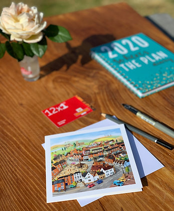 Melbourne Expanding Horizons card