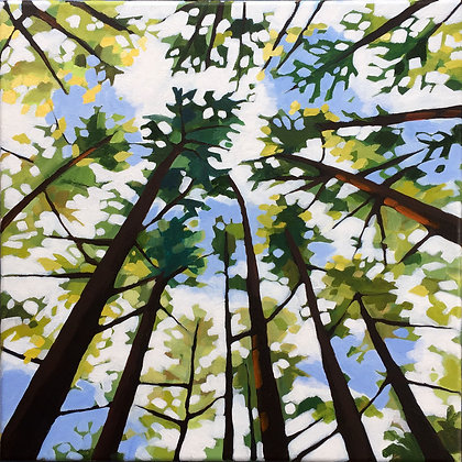 Look Up - large and small limited edition prints
