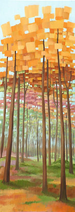 Tall Trees - limited edition print