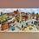 Thumbnail: Market Harborough - original acrylic painting on board