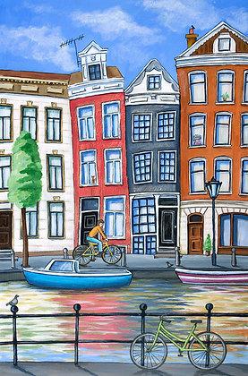 Amsterdam II - limited edition print
