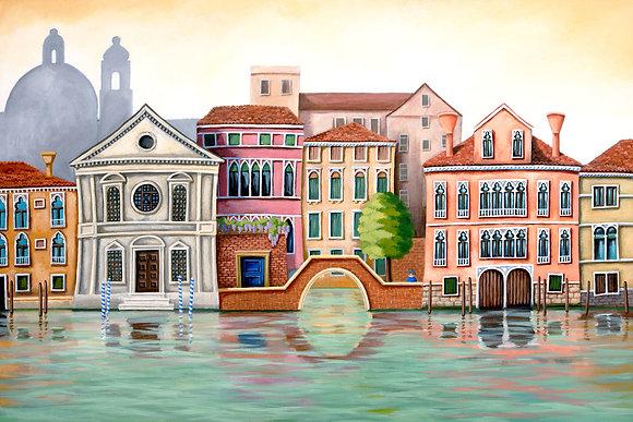 Venice Vista - Limited edition print
