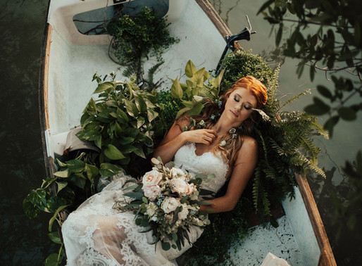 Enchanted Styled Bridal Shoot