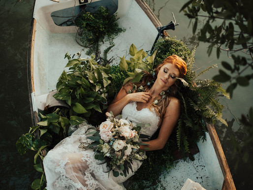 Enchanted Styled Bridal Shoot