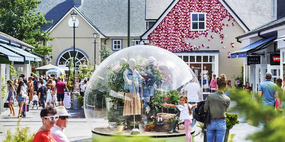 Shopping trip to Kildare Village
