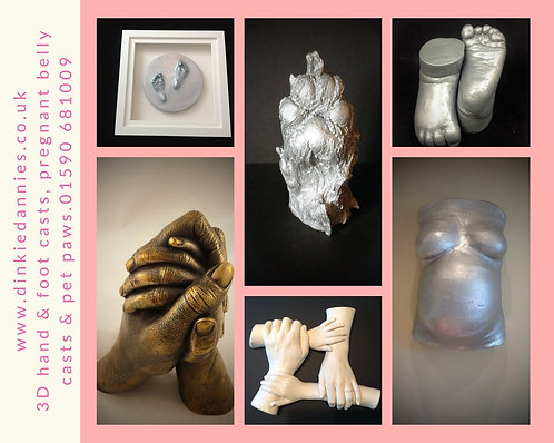 Gift voucher towards a 3D casting or outprint