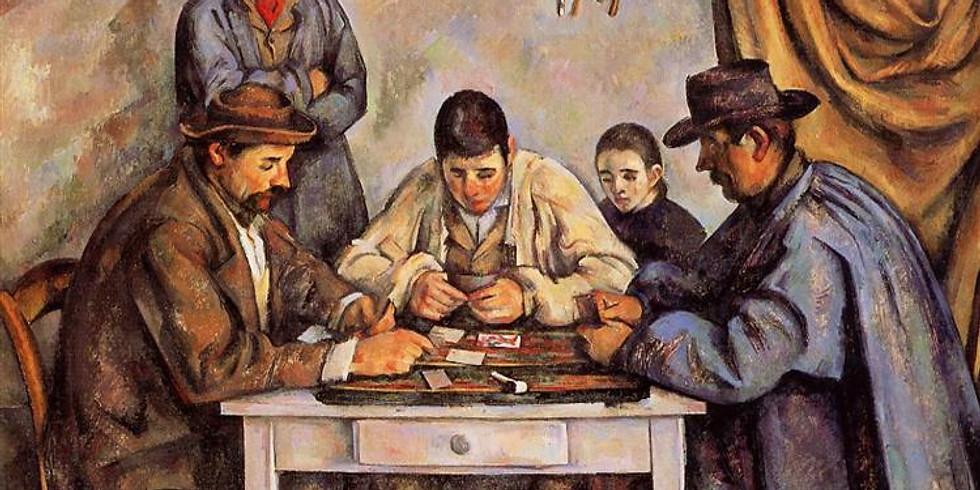 Paul Cézanne, la couleur et la forme