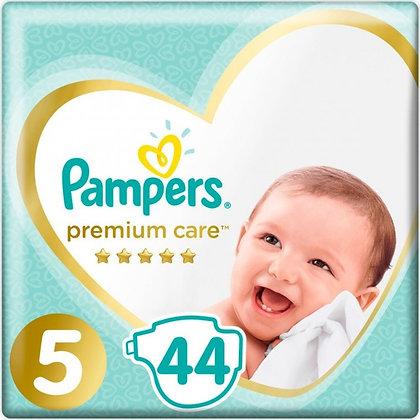 PAMPERS PREMIUM CARE ΜΕΓ 5 1x44 JUMBO