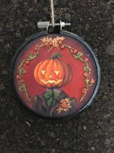 Pumpkin Groom