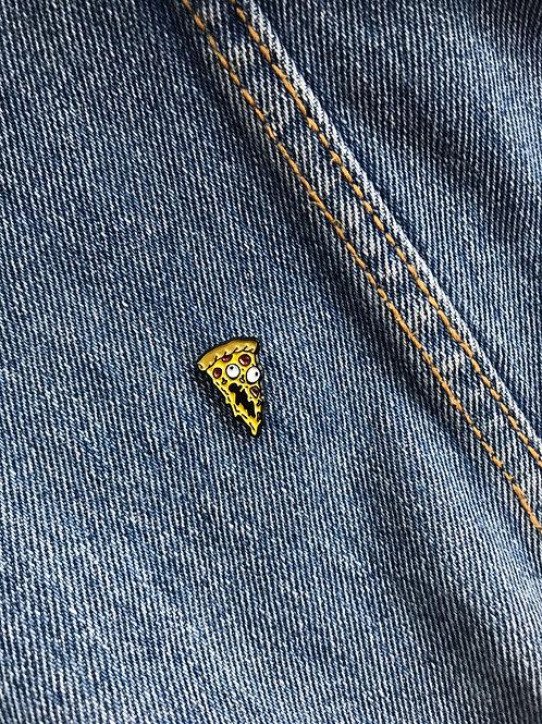 Mini Undead Pizza Pin