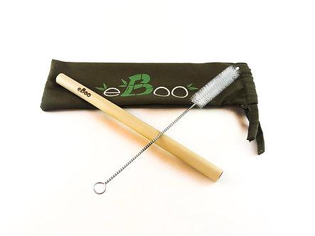 Bamboo Straws (Wide)