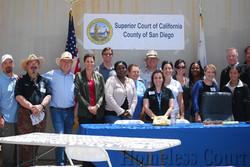 Homeless Court Photos