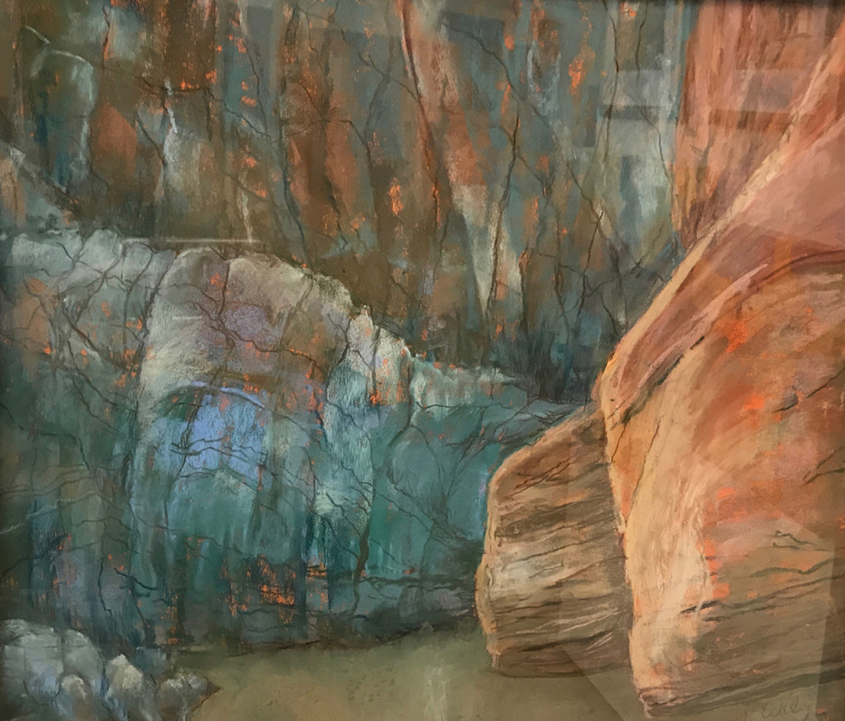 Rocks in the Canyon
