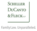Schiller DuCanto & Fleck Large Logo With