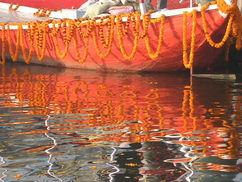 India, Merigold boat
