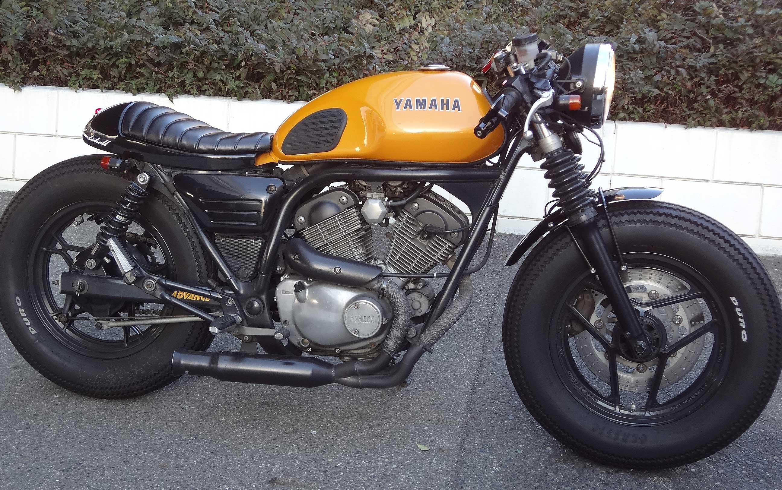 YAMAHA ルネッサ250