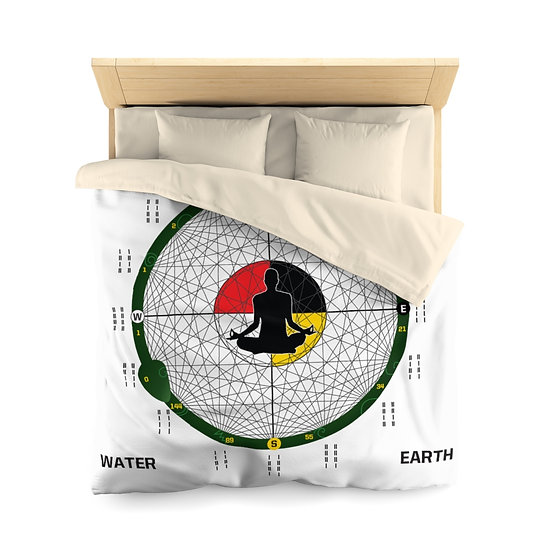 House of Expansion Microfiber Duvet Cover