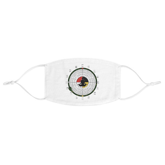House of Expansion Fabric Face Mask
