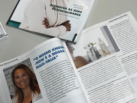 Entrevista a Rita Palma no Anuário da Revista Business!