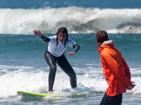 1ª Edição do Campeonato Europeu de Surf Adaptado!