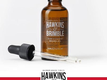 Novidade Hawkins & Brimble!