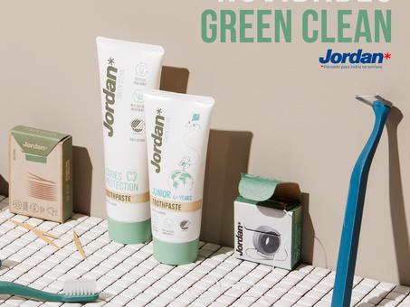 Chegou a nova coleção Green Clean da Jordan