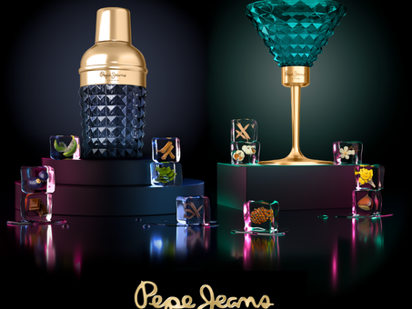 Celebrate: As novas Fragrâncias Pepe Jeans