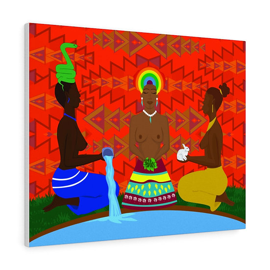 Ixchel The Mayan Triple Goddess
