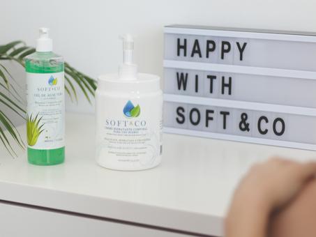 Soft & Co: Site está online!
