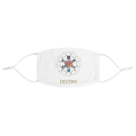 Destiny Fabric Face Mask