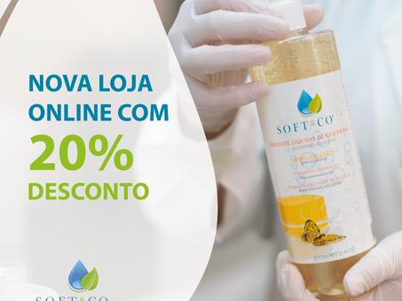 Soft & Co: Nova Loja Online
