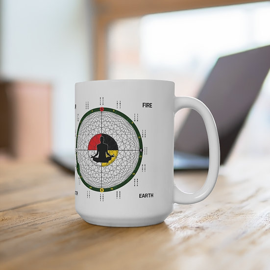 House of Expansion Ceramic Mug 15oz