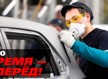 Россия стала важным центром моторостроения. Это только начало