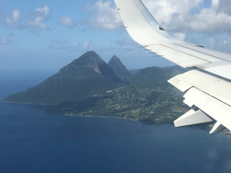 Chasing dreams in St. Lucia