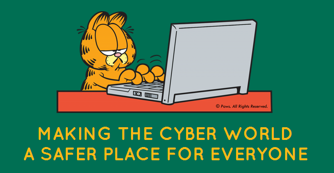 Making the cyber world a safer place for everyone