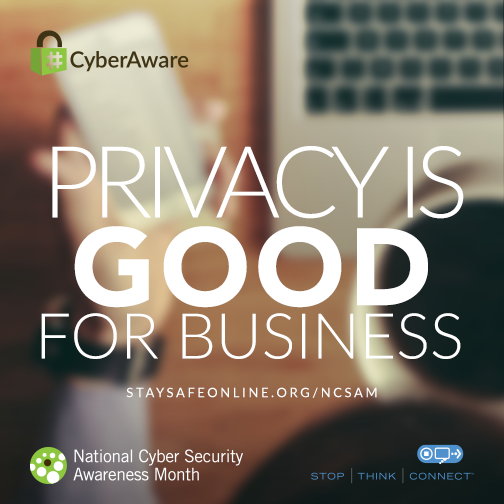 Privacy id good business