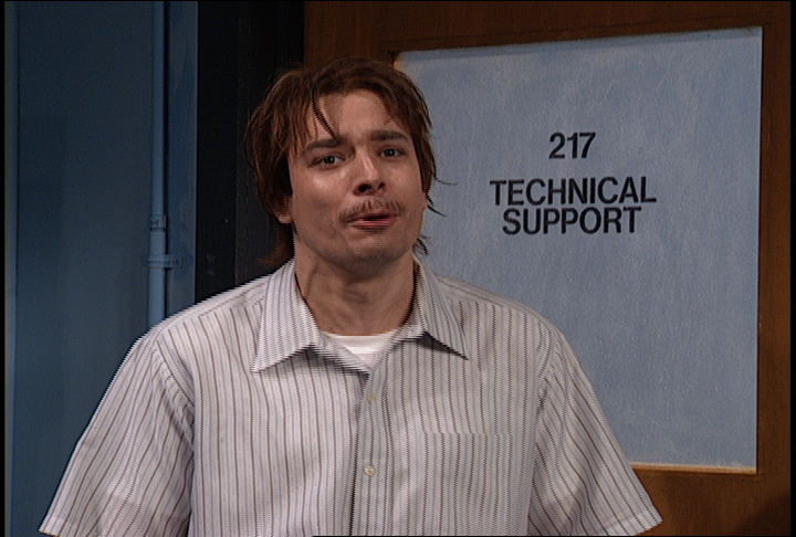 SNL Nick Burns Company Computer Guy
