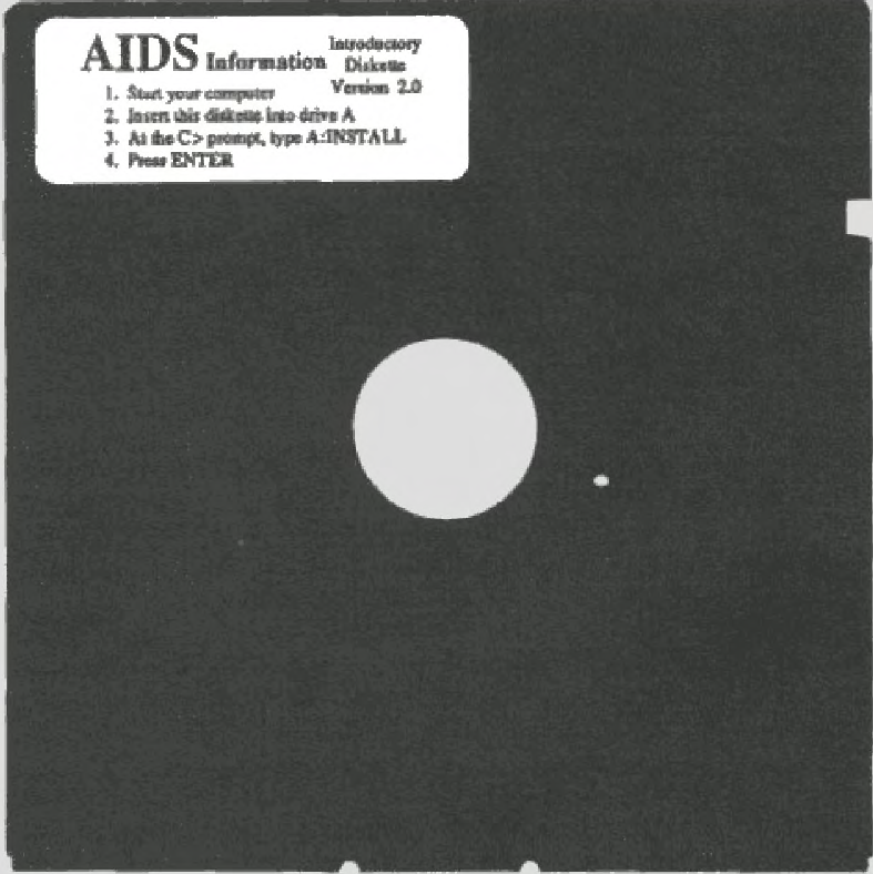 AIDS disk