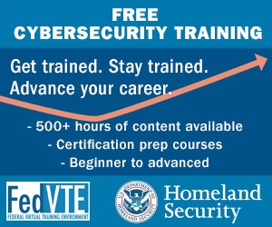 Free Online Cyber-security Training for Veterans