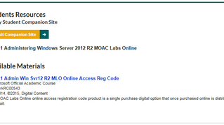 Purchasing MOAC Labs