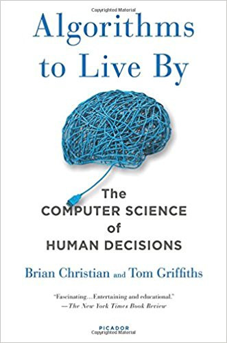 Book Cover Algorithms to Live By
