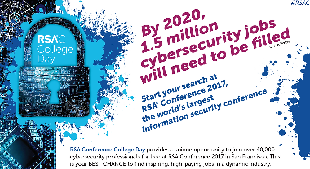 RSA College Day Flyer