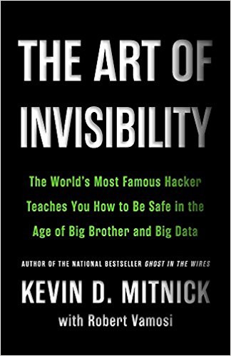 Book Cover the Art of Invisibility