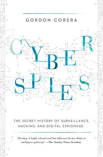 Book Co ver Cyber Spies